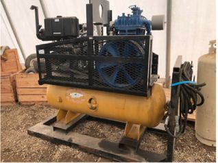 350 Quincy Air Compressor